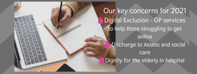 work plan digital exlusion