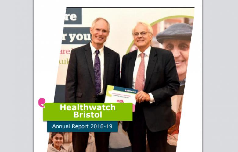 Bristol annual report
