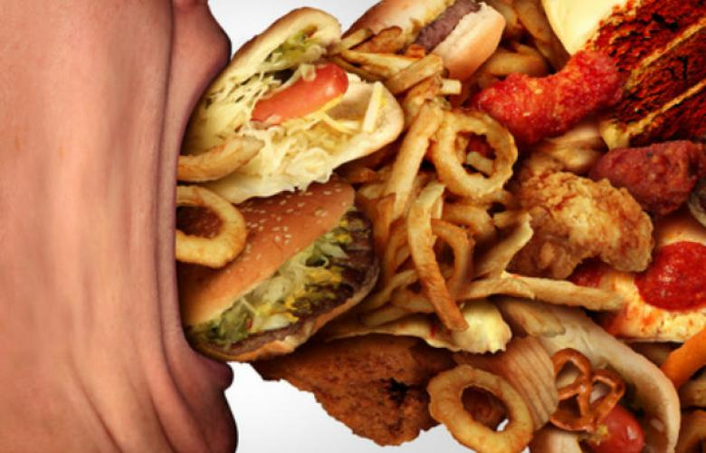 Awareness for the public that junk food can cause blindness