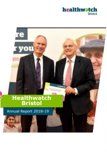 Bristol annual report